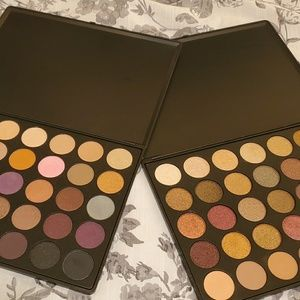 Morphe 35F and 35W Artistry Eye Palettes